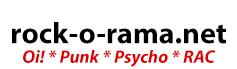 Rock-o-Rama Records, Vinyl Schallplatten seit 1977-Logo