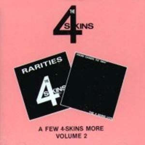 4-Skins - From Chaos to 1984/ Rarities (2 LPs on 1 CD)