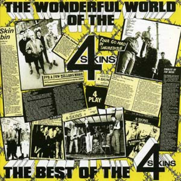 4-Skins - The wonderful world of the 4-Skins