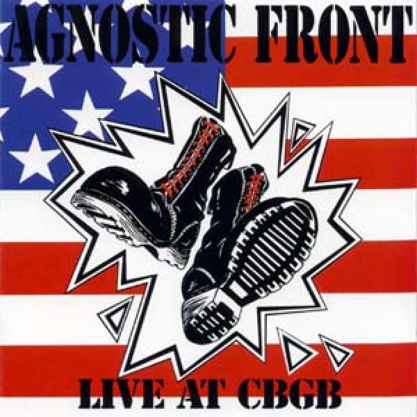 Agnostic Front - Live at CBGB, CD