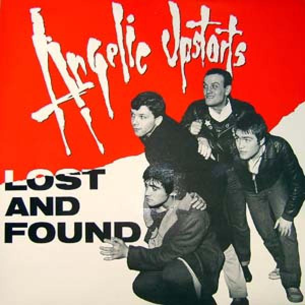 Angelic Upstarts - Lost and found, LP