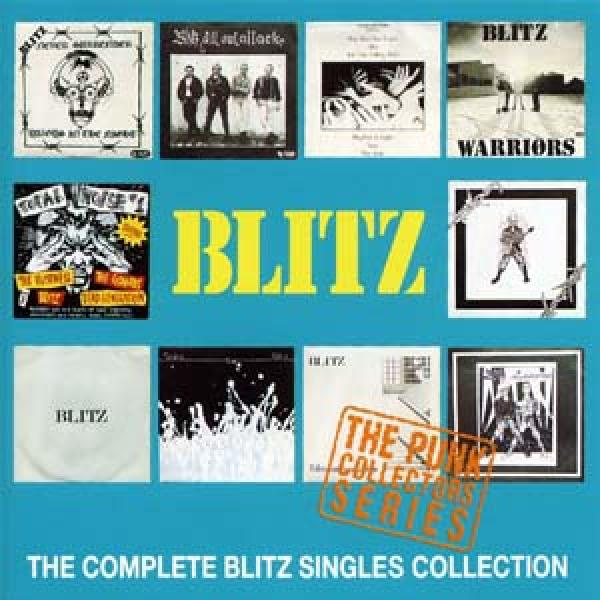 Blitz - The complete singles collection