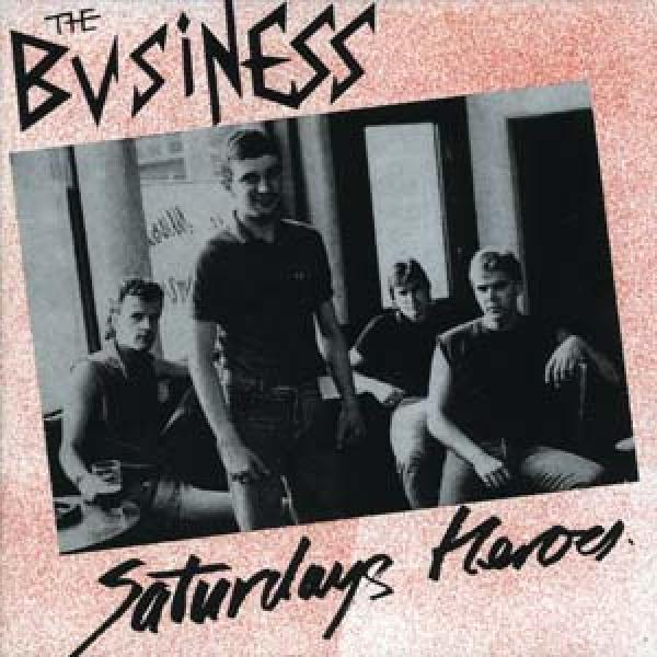 Business - Saturdays heroes