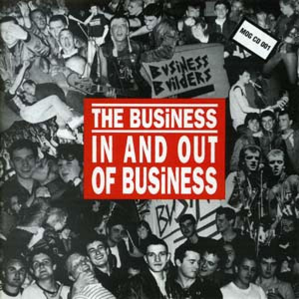 Business - In and out Business, CD
