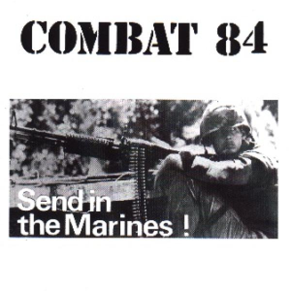 Combat 84 - Send in the marines, CD