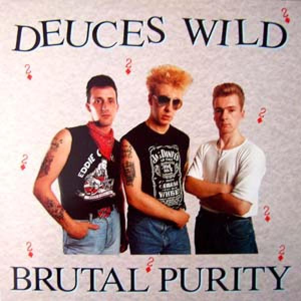 Deuces Wild - Brutal Purity, LP