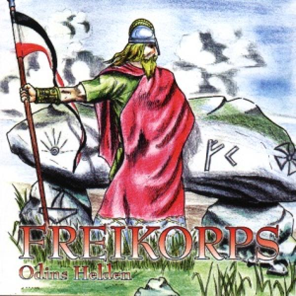 Freikorps - Odins Helden, Mini CD