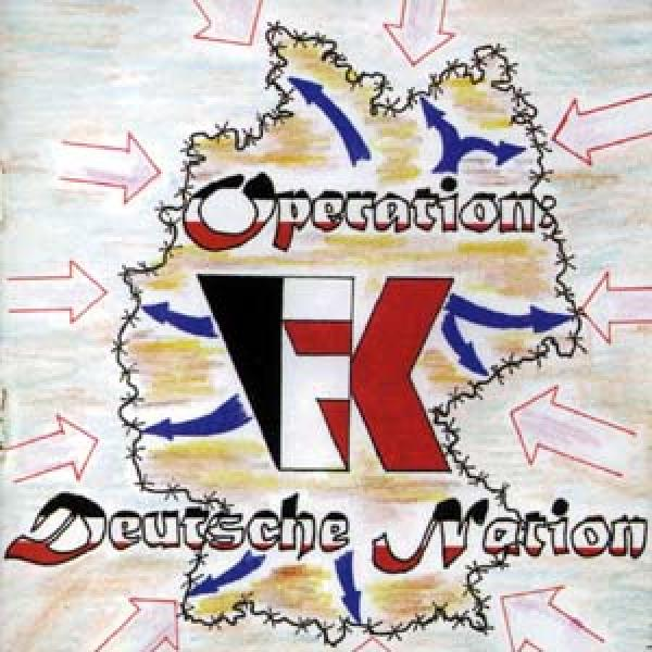 Frontalkraft - Operation deutsche Nation