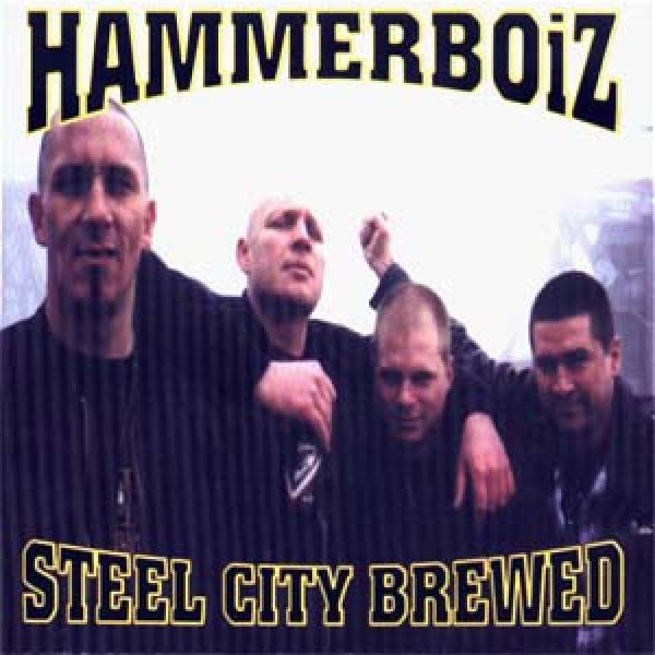 Hammerboiz - Steel city brewed, CD