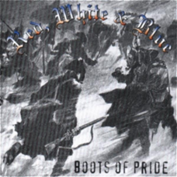 Red White Blue - Boots of pride, CD