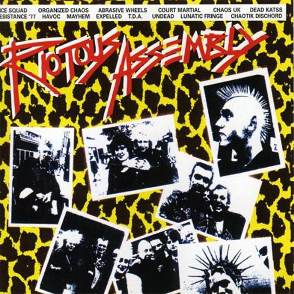 Riotous Assembly - Various Punk, CD