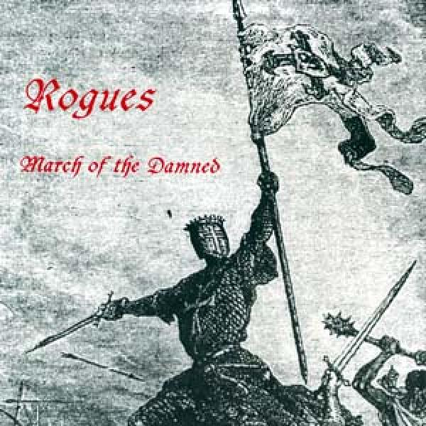 Rogues - March of the damned, CD