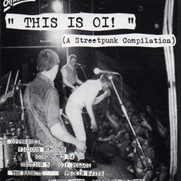 Sampler - This is Oi (A Streetpunk compilation)