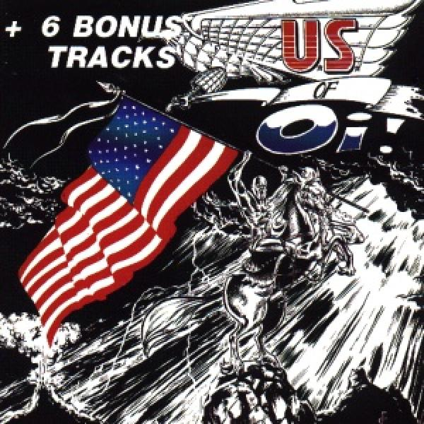 Sampler - The US of Oi, CD