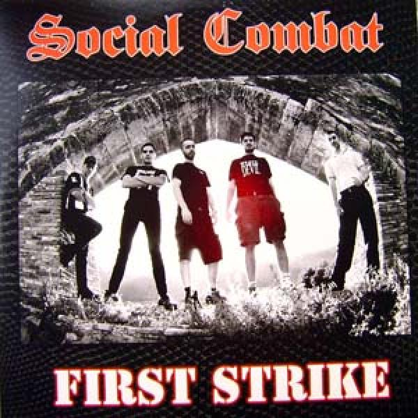 Social Combat - First Strike, LP