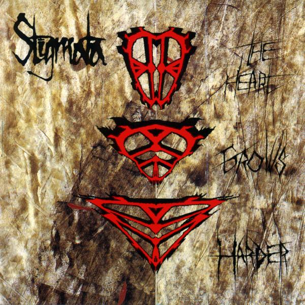 Stigmata - The heart grows harder, CD