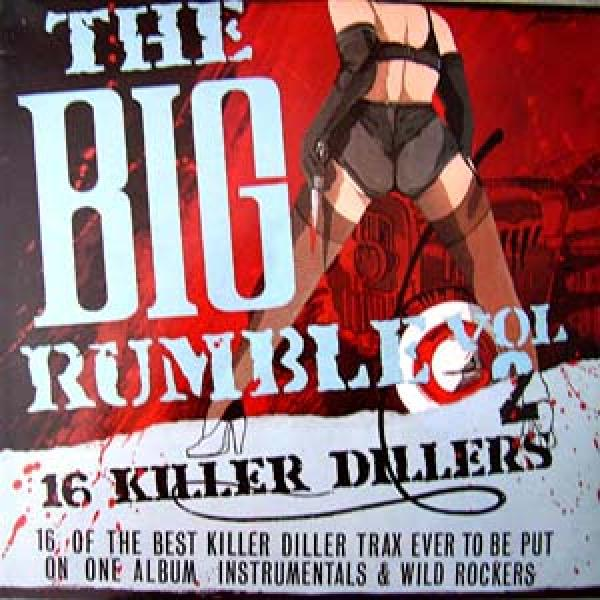 Sampler - The Big Rumble Vol. 2, LP