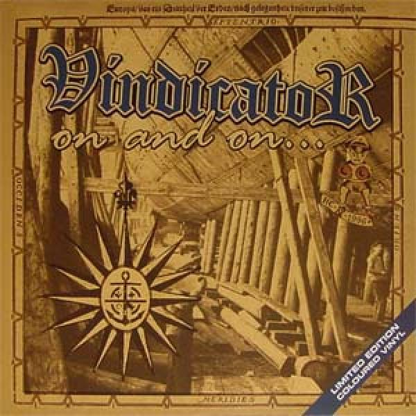 Vindicator - On and on, LP