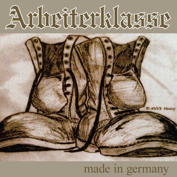 Arbeiterklasse - Made in Germany, CD
