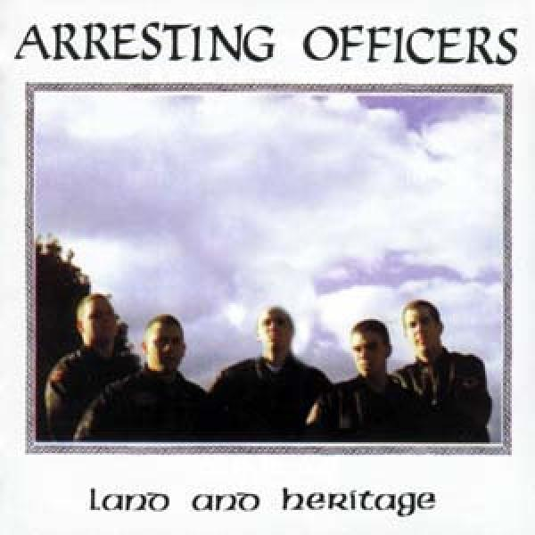 Arresting Officers - Land and Heritage, CD