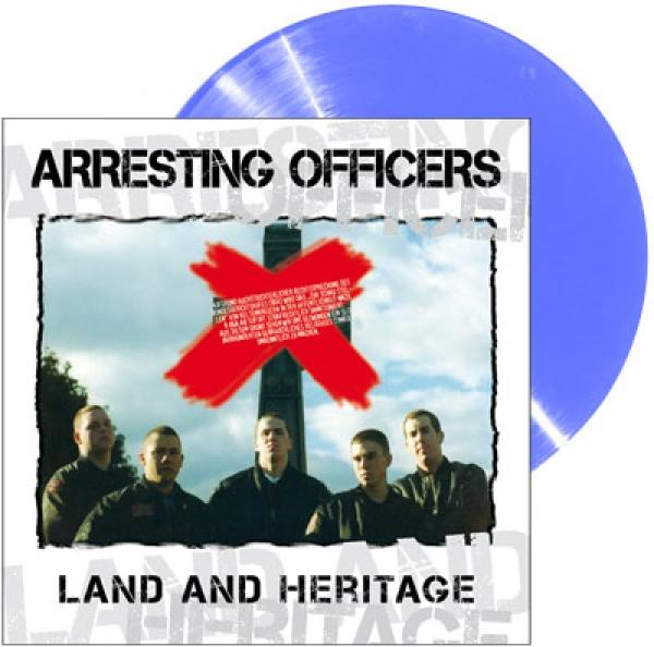 Arresting Officers - Land And Heritage (LP)