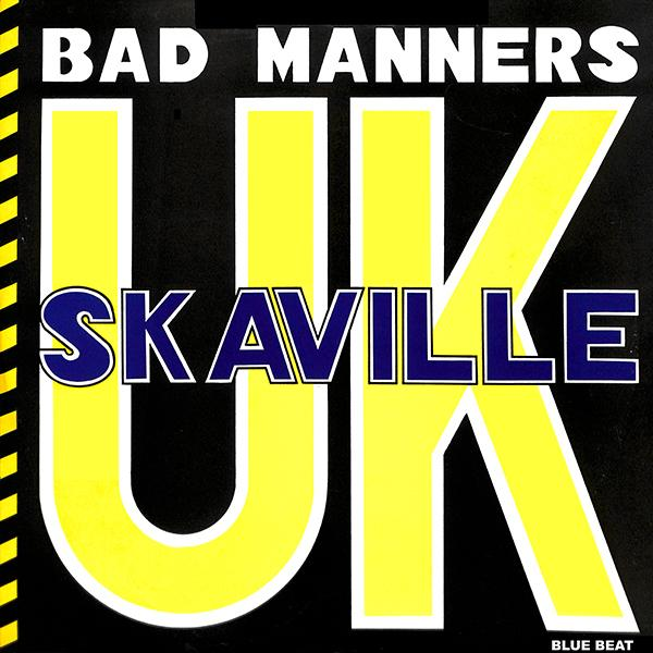 Bad Manners - Skaville, Maxi Single 12""