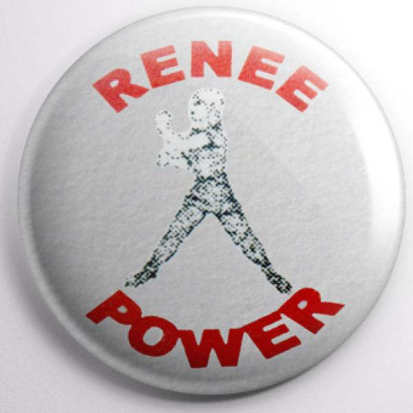 Button - Renee Power