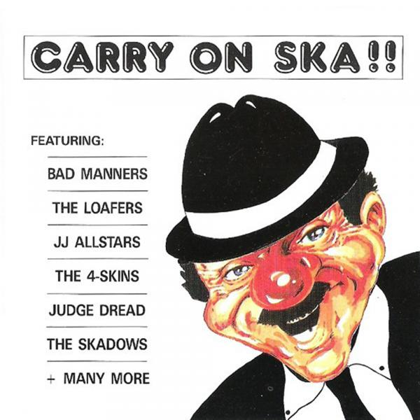Sampler - Carry on Ska, CD
