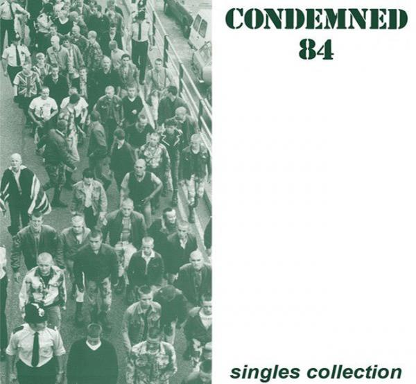 Condemned 84 - Singles collection (30 years) CD (lim 500, 6 PANEL DIGIPACK)