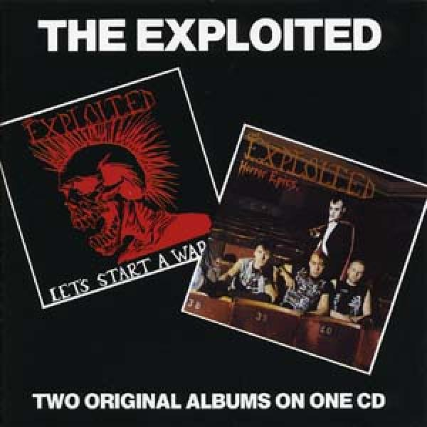 Exploited - Lets start a war/ Horror epics