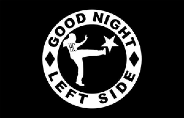Fahne - Good night left side