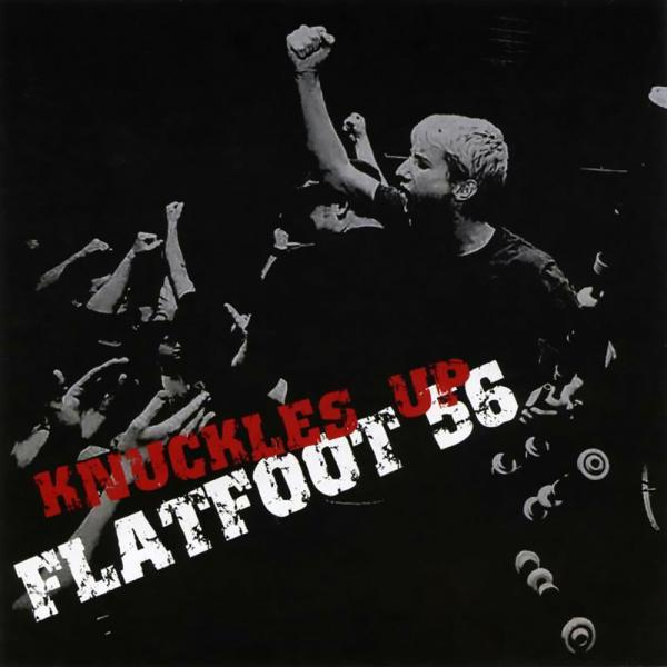 Flatfoot 56 - Kuckles up, CD
