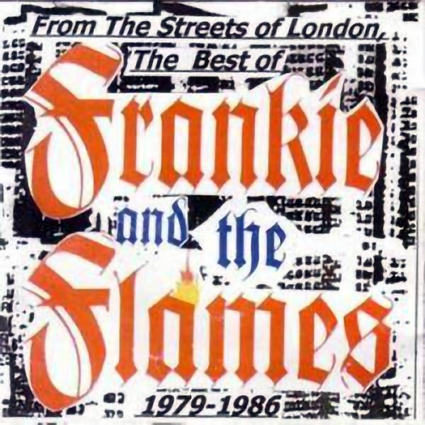 Frankie and the Flames - The best of, CD