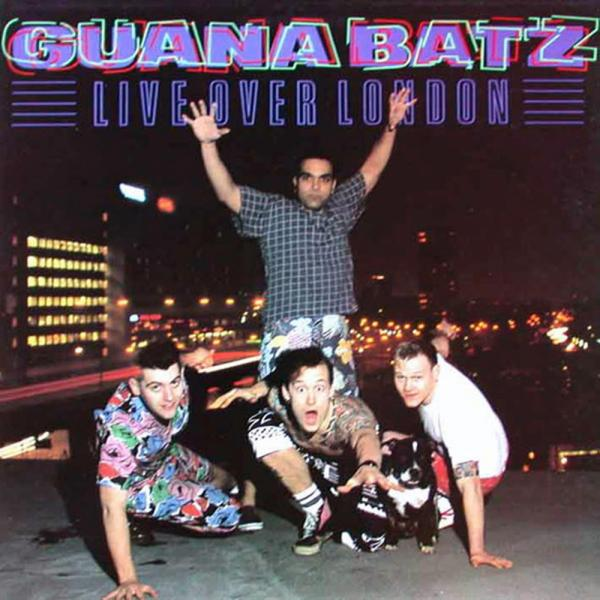 Guana Batz - Live over London, CD