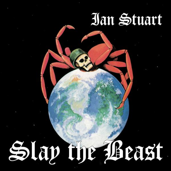 Ian Stuart - Slay the beast, CD