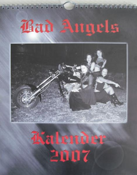 Kalender - Bad Angels 2007