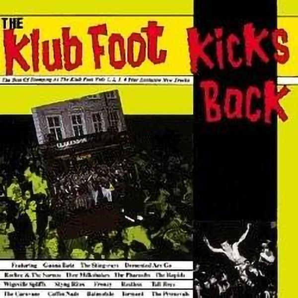 Sampler - Klub Foot kicks back