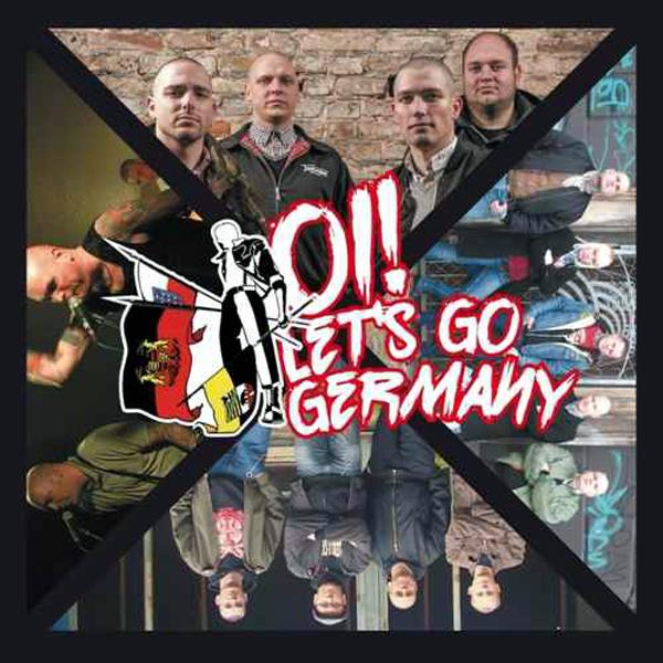 Sampler - Oi! Lets Go Germany, CD