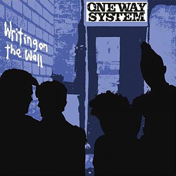 One Way System - Writinig on the wall