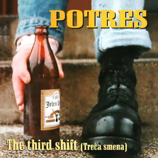 Potres - The third shift, CD