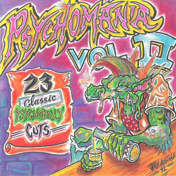 Sampler - Psychomania, Vol. 2