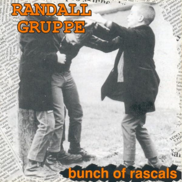 Randal Gruppe - Bunch of Rascals, CD