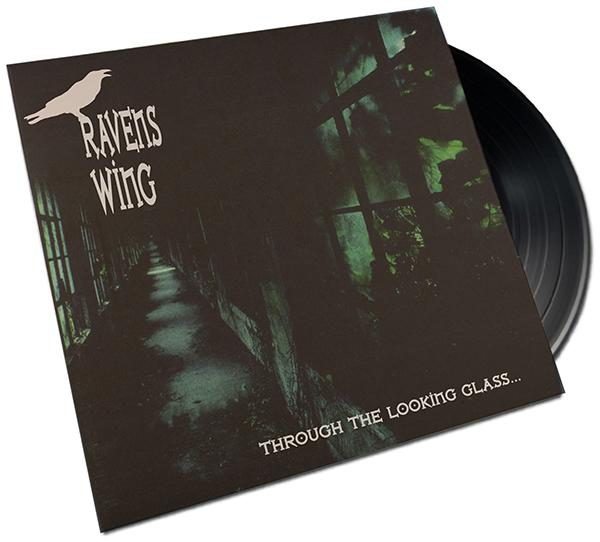 Ravens Wing, Through the looking glass..., Edition 2020, LP, Vinyl Schallplatte