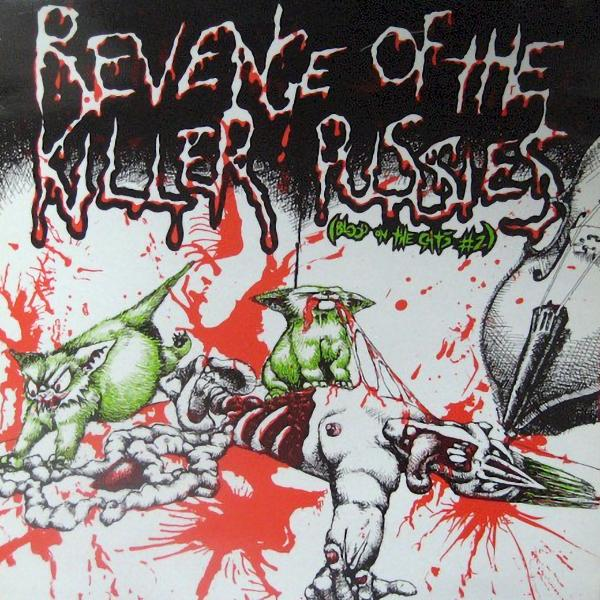Sampler - Revenge of the killer pussies