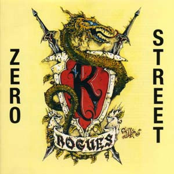 Rogues - Zero Street, CD