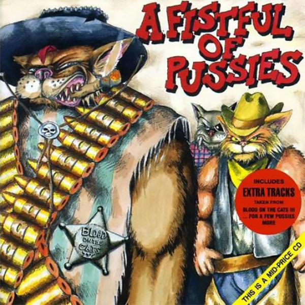 Sampler - A fistful of Pussies (Blood an the cats IV), CD