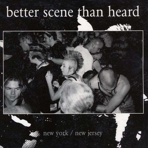 Sampler - Better scene than heard, CD