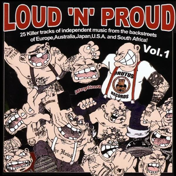 Sampler - Loud n Proud Vol. 1, CD