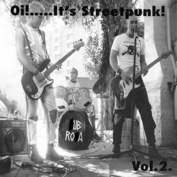 Sampler - Oi! Its Streetpunk, Vol. 2