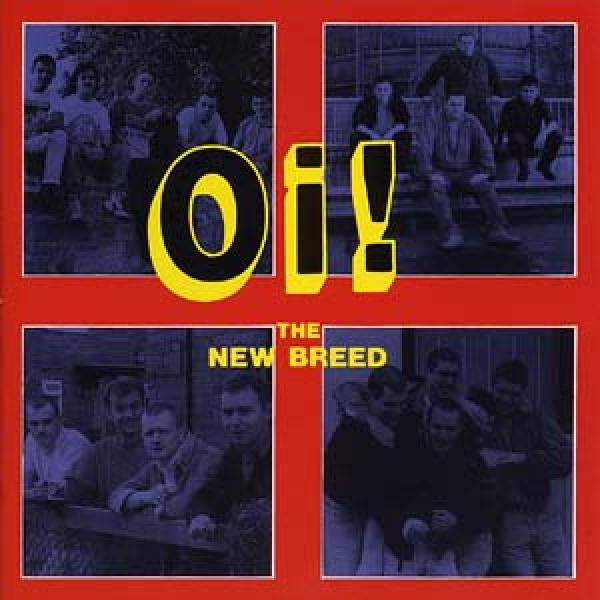 Sampler - Oi! The new breed, CD